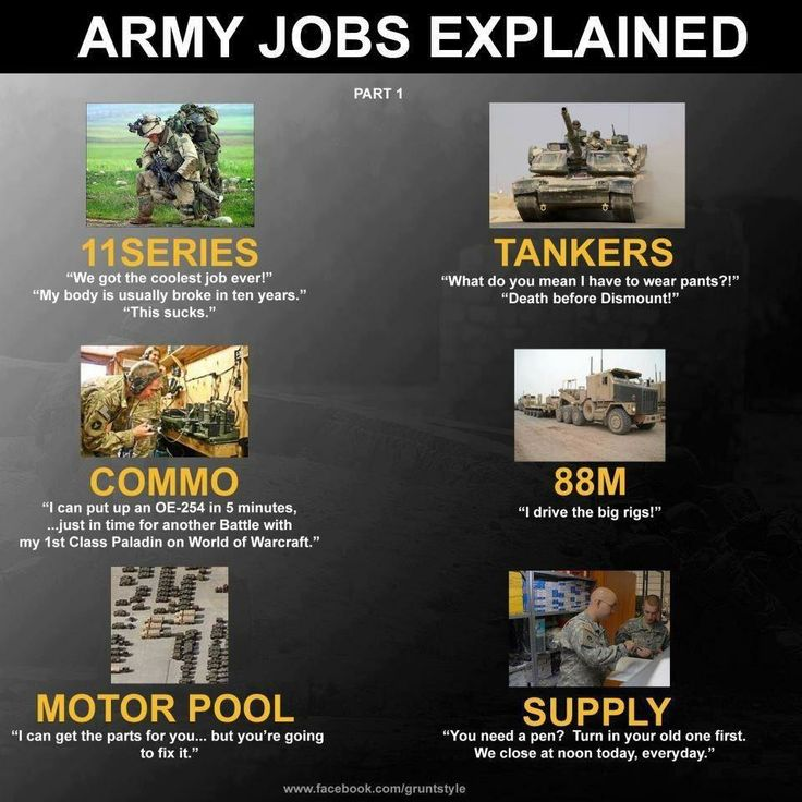 Army Job Description part 1- Military & 1st Responder Vehicle Puddle Lights only at www.Blackenwolf.com