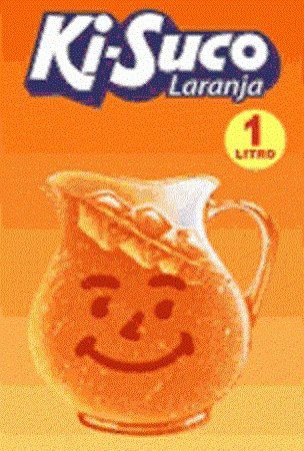 ki-suco or kool-aid in Brazil