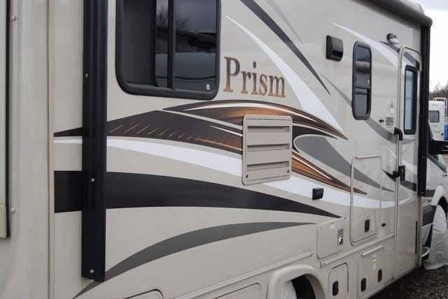 2014 Used Coachmen Prism 240 Class C in Michigan MI.Recreational Vehicle, rv, Beautiful coachmen Prism with 5300 miles. Loaded. Here is the site to the 2014 Prism 24G. This tells you all about the Prism and what it comes with.. Please feel free to contact me. I am the original owner and have all the paperwork. My Prism has a full warranty for an extended 2 years and a tire and paint warranty worth another $3000. Price is $62,000 . This is the 2014 prism site for the 24G. /pdfs/brochures/ If…