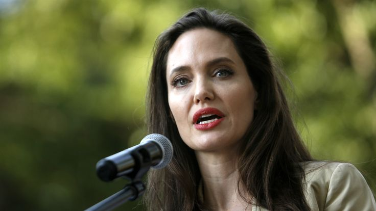 """Angelina Jolie is refuting aVanity Faircover story that described a controversial casting process for her movie """"First They Killed My Father."""" According to the excerpt, Jolie and her …"""
