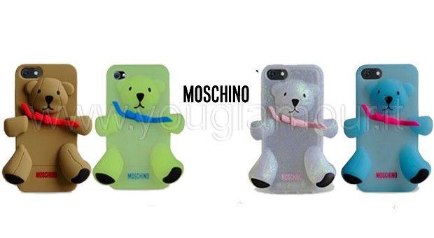 Moschino custodie per iPhone e iPad primavera estate 2014