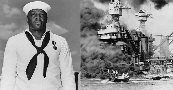 The Ship's Cook Who Took Over A .50-Caliber Machine Gun To Fight The Japanese At Pearl Harbor