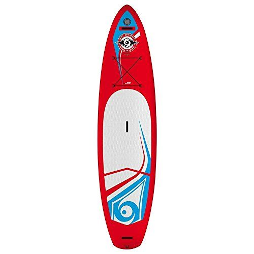 Bic Sport 100539ΒAdult Inflatable Stand Up Paddle Board Air SUP Touring…