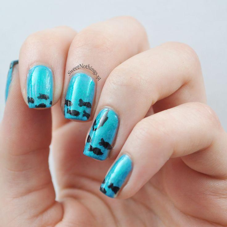 besten fish nail art