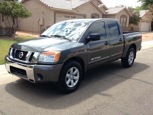 2008 Nissan Titan - Phoenix, AZ #4682616542  Once Driven