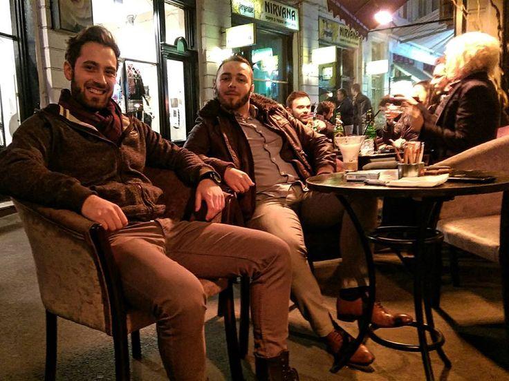 ' Succesul unui om e determinat de capacitatea lui de a visa... cât mai departe '   #With Valentin Barbulescu; #At Bemolle Cafe, Bucuresti     www.talosdarius.ro  www.valentinbarbulescu.com
