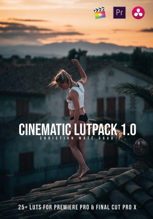 CINEMATIC LUTPACK 1 0 by CMG   Proyek untuk dicoba   Fotografi