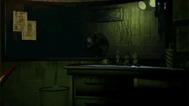 Five Nights at Freddy's 3 Looks Freakin' Terrifying @krafty_karasu Jeez! This might be pretty good.