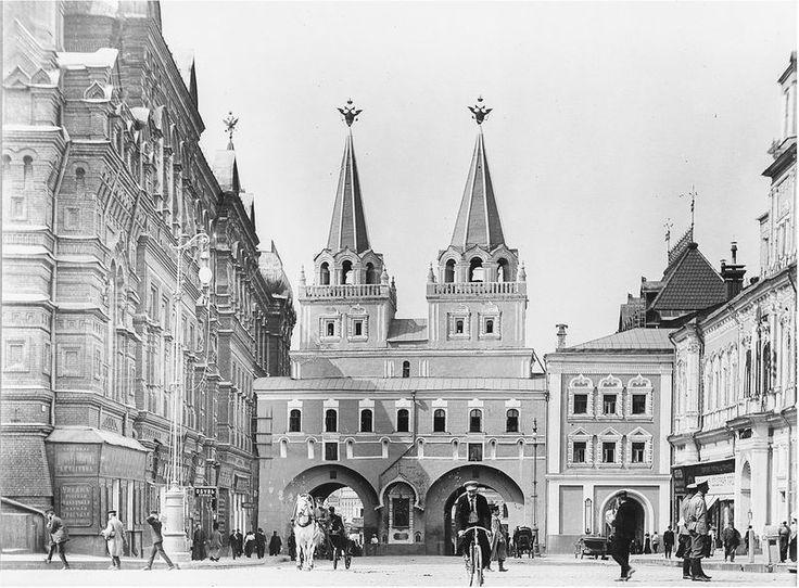 Старая Москва. Часть -2. » Сайт веселого настроения