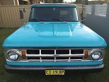 Dodge D100 1970 pickup ute