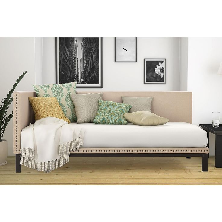 Midcentury daybed