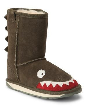 EMU Little Creatures Croc Boots