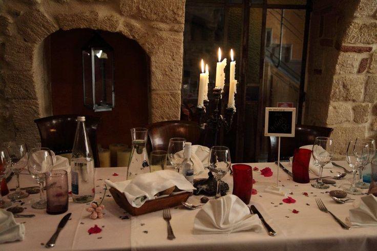 #simple #decoration #wedding #rethymno #cellar