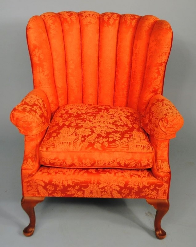 Wonderful 48 best Upholstery: channel-back images on Pinterest | Wing chairs  XP62