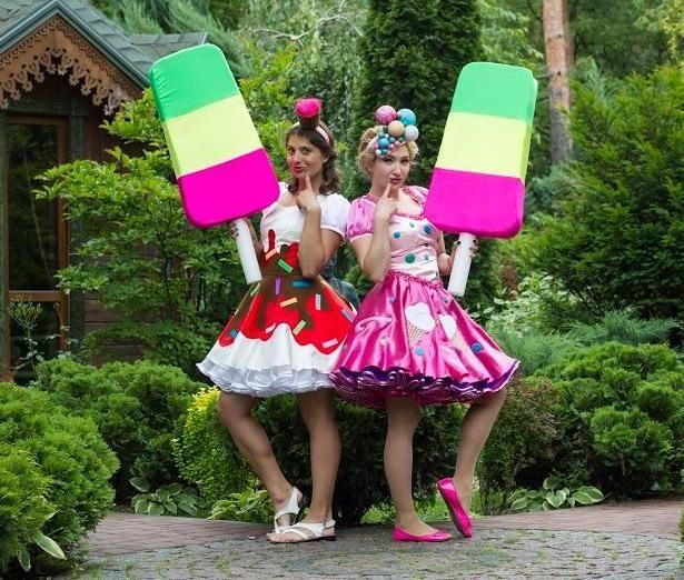 Candy-party или Сладкая вечеринка на детском празднике в Киеве!
