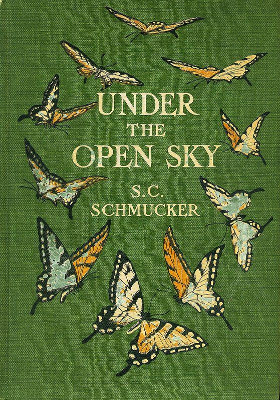 S. C. Schmucker. Under the Open Sky. Lippincott, 1910. llustrated by Katherine Elizabeth Schmucker.