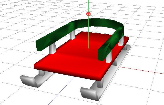 Red & Green Sled  http://black-bladen.deviantart.com/art/MMD-Sled-Version-1-195371760?q=gallery%3ABlAcK-BlADEn%2F28427554&qo=8