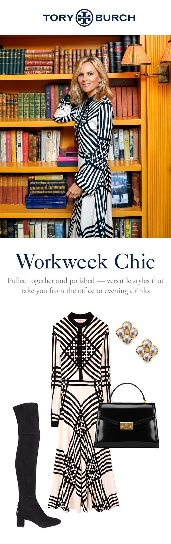 Tory Burch Holiday 2017 | Workweek Chic
