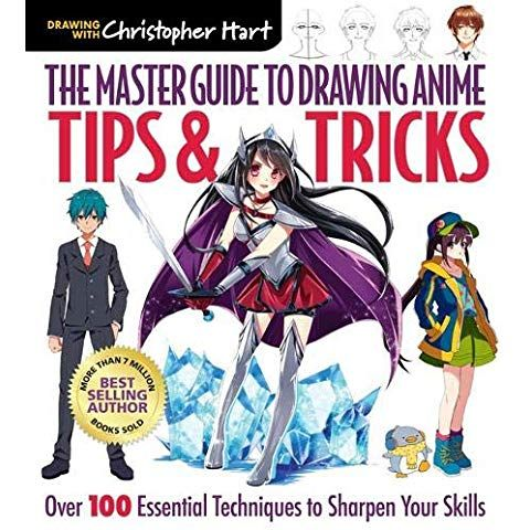 The Master Guide To Drawing Anime Tips Tricks Over 100