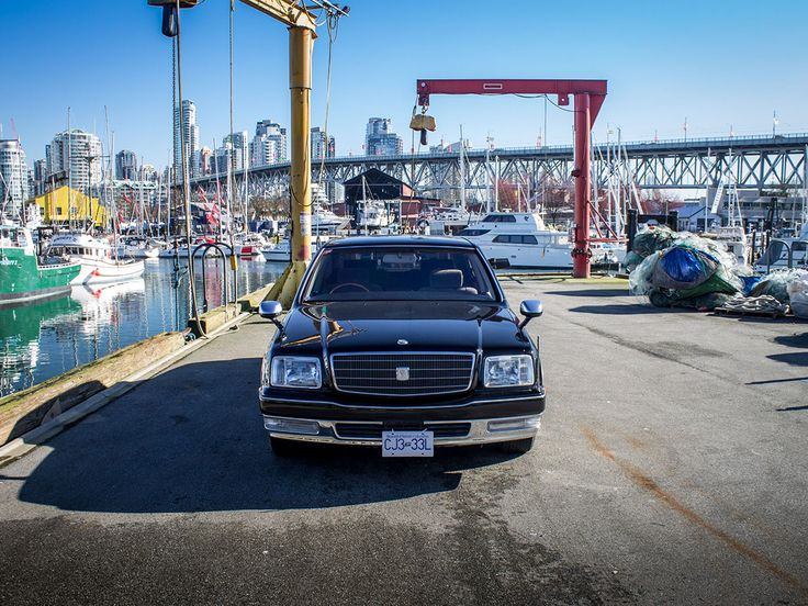 Behind the Wheel of the Only V-12 Toyota Century in North America - The Drive