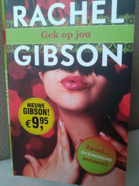 Nieuw boek Rachel Gibson