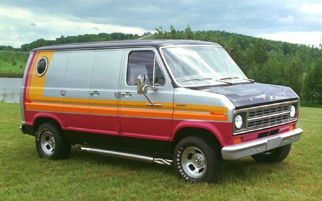 473 Best 70 80 S Ford Van Images On Pinterest Custom