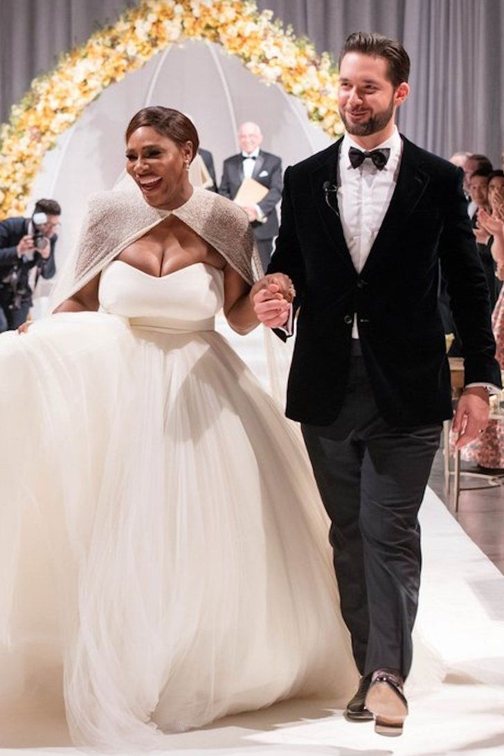 The Beautiful Way Serena Williams And Alexis Ohanian Honored His Late Mom At Their Wedding Serena Williams Wedding Serena Williams Venus And Serena Williams