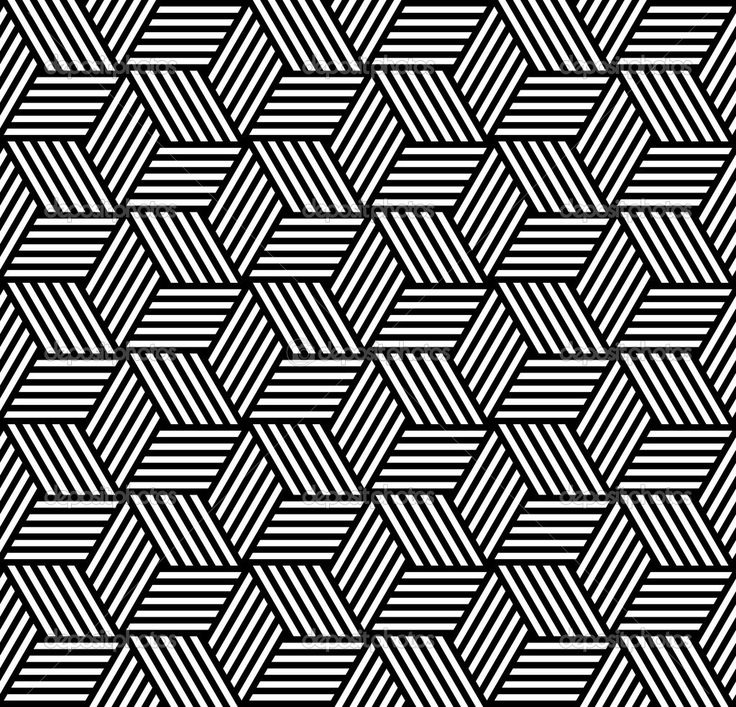 How to Make Tessellation Patterns | ART GEOMETRIC PATTERNS « Free Patterns