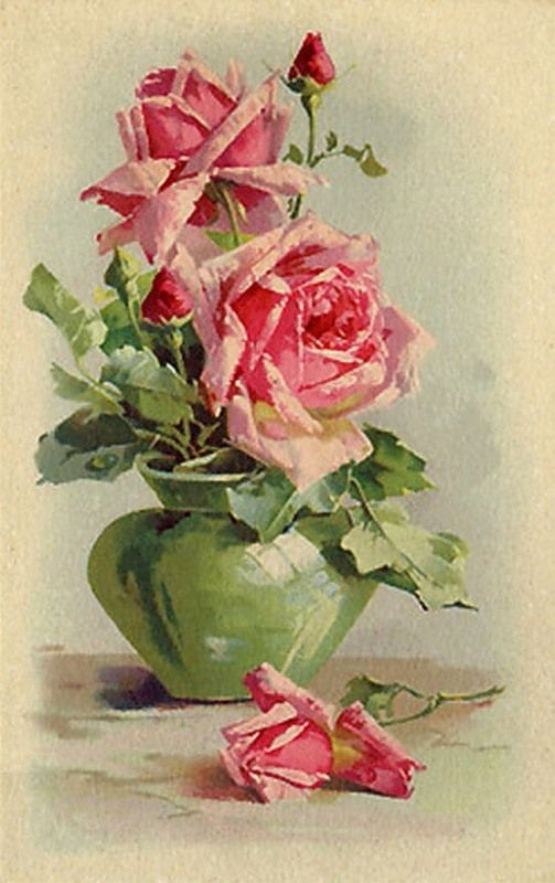 Catharina Klein.цветы-3. Комментарии : LiveInternet - Российский Сервис…