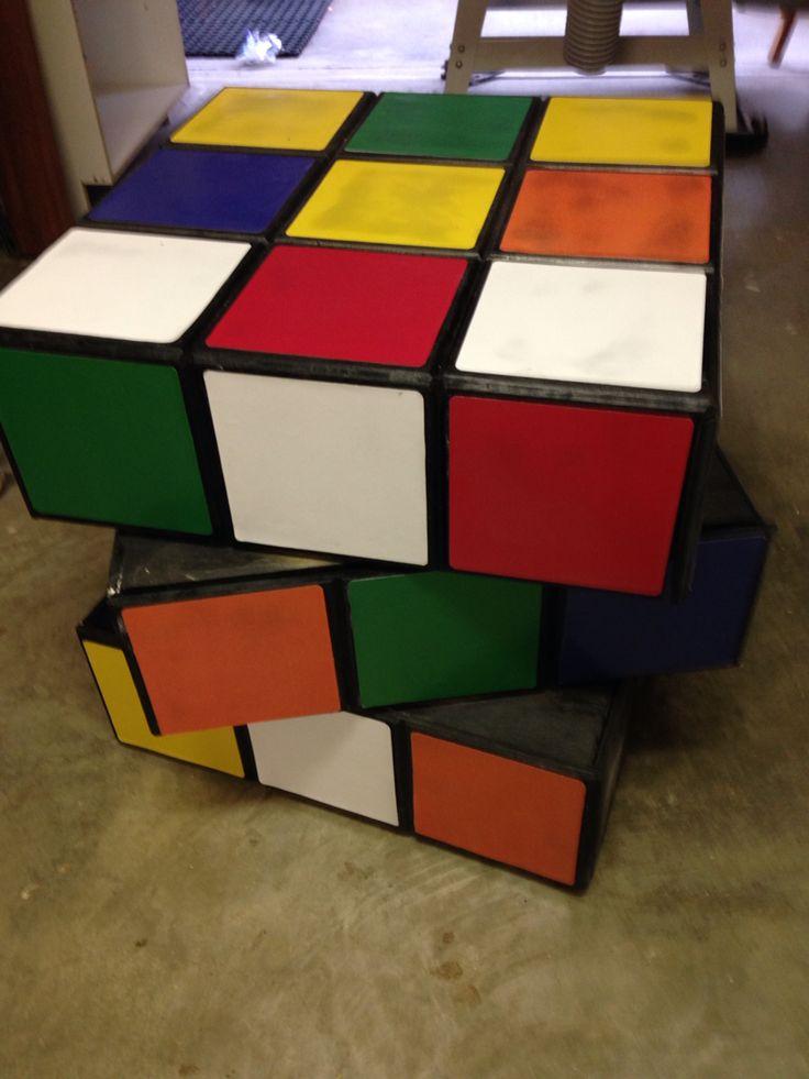 Ooooooo.  Starting to really look likes cube now.
