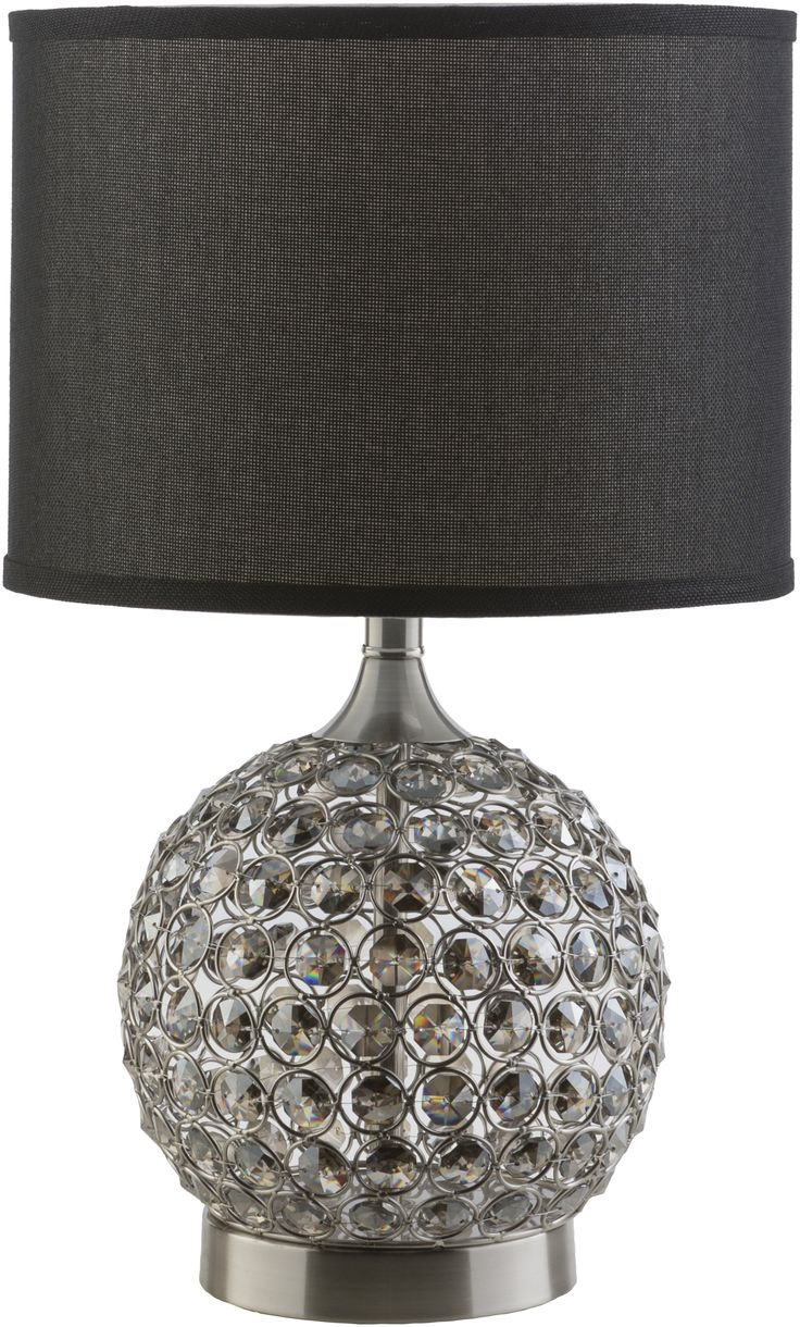 1680 best modern furniture images on pinterest modern furniture dauphine brushed nickel silver iron crystal table lamp geotapseo Images