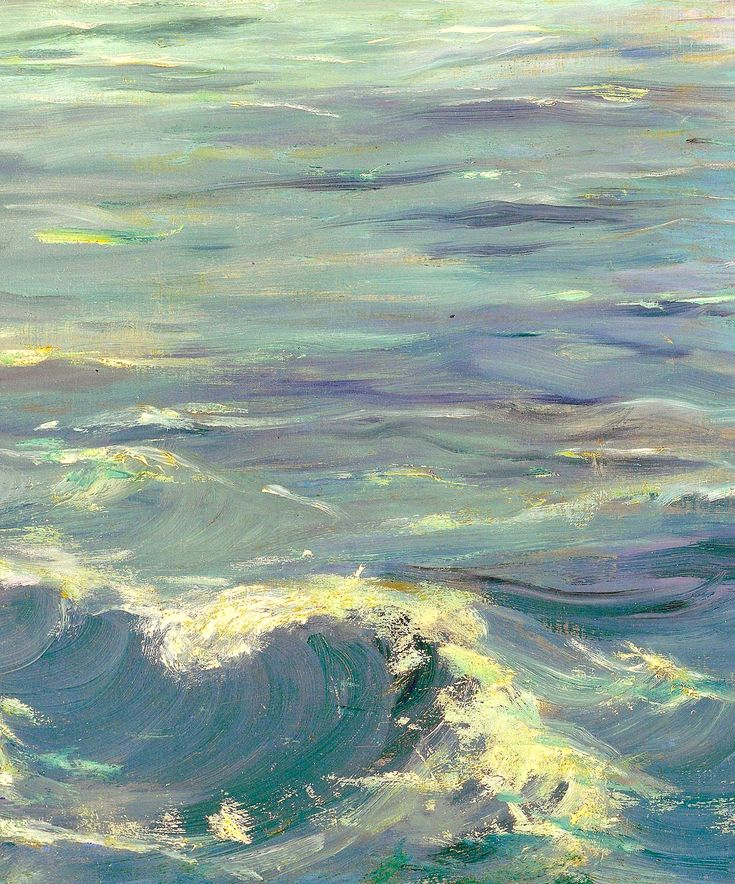 The Kearsarge at Boulogne, (detail). Édouard Manet.