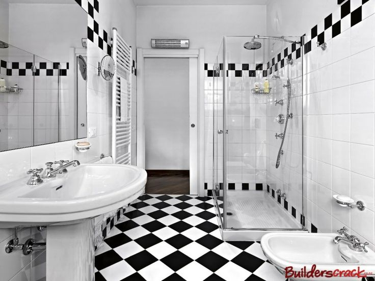 Modern Bathrooms Interior
