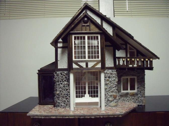Greenleaf Brookwood House Customized By Donald Jenny