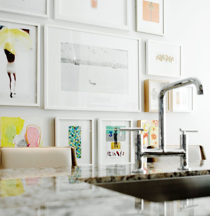 190 best The Art of Display images on Pinterest   Gallery walls ...
