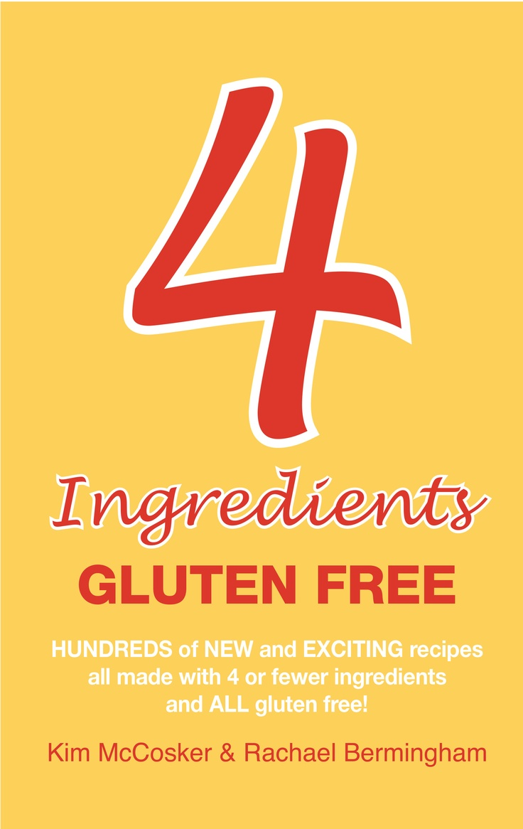 http://www.thecreativecollective.com.au/portfolio-publications    We were honoured to be asked to prepare several of the 4 Ingredients covers, the series of which went on to become international best sellers, with a spin of television show featuring the authors Rachael Bermingham & Kim McCosker. This was the cover for their 'Gluten Free' edition.