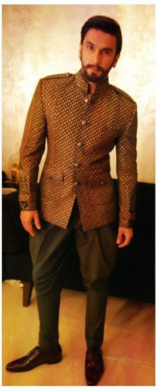 Ramp to Reality: Ranveer Singh in Sabyasachi | MissMalini