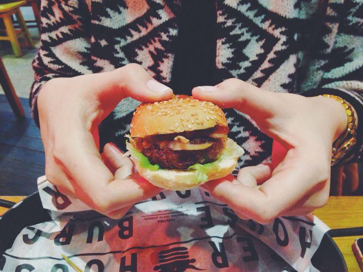 #burger #nightout #mini #delicious