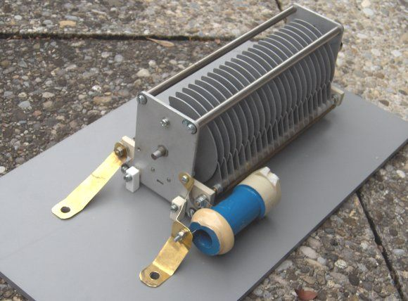 HB9MTN MAGNETIC LOOP FOR 160M