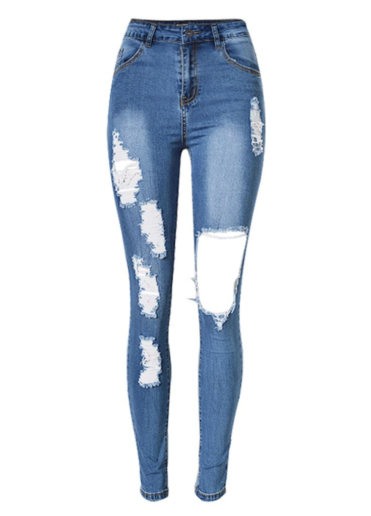 25  best ideas about Cheap Ripped Jeans on Pinterest | School ...