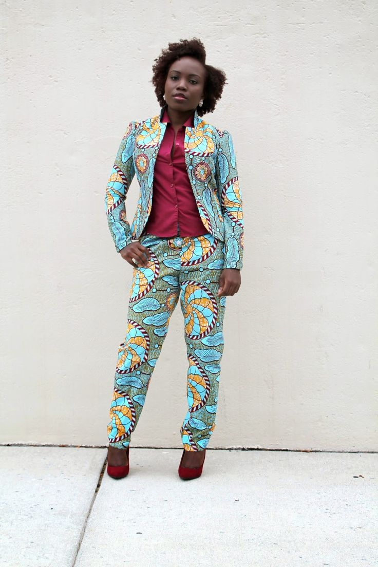 1000 Images About African Print 2 Piece Outfit On: African Fashion Week, Fashion, African