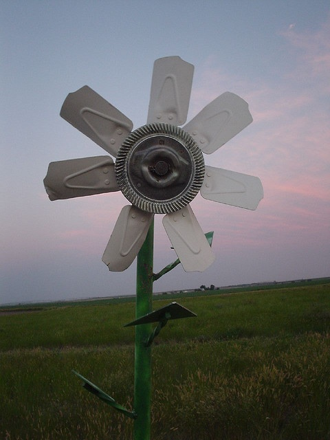 17 best images about fan blades on pinterest repurposed for Repurpose ceiling fan motor