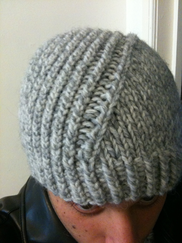 Hat with a twist