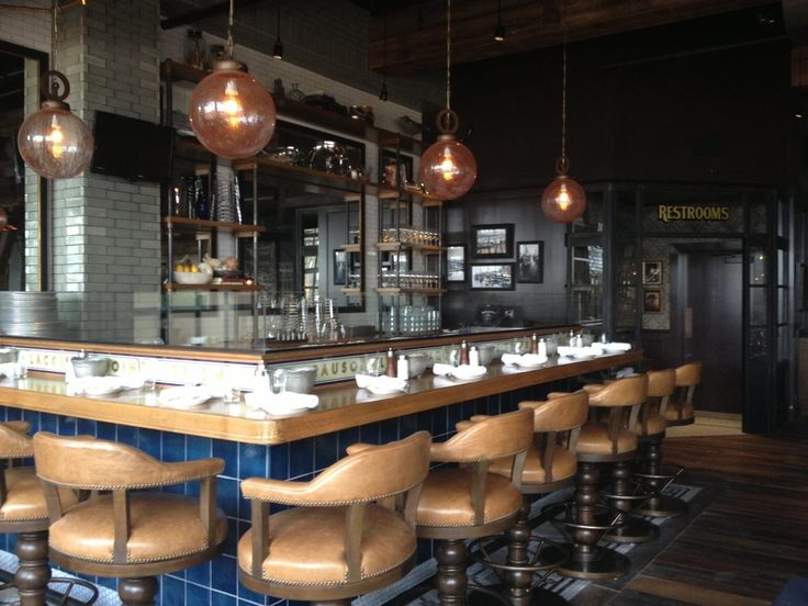 Water grill and truxton 39 s bistro both hit samo today for Fish restaurant santa monica