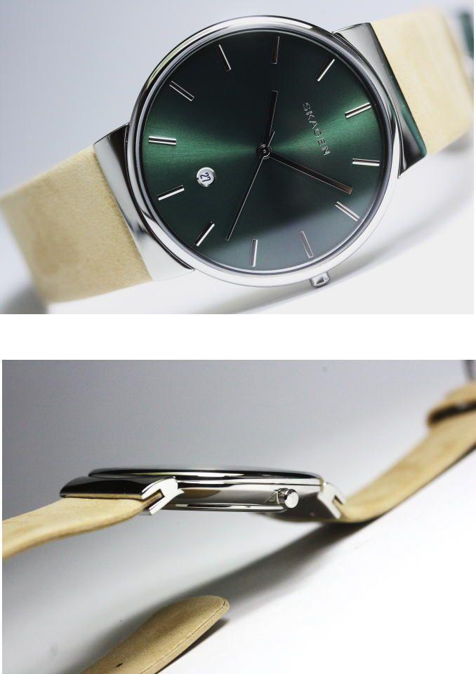 【楽天市場】北欧デンマーク・デザインのSKAGEN【スカーゲン】ANCHER【アンカー】シンプル・スタイル・デザインウォッチ/腕時計/正規代理店商品:加坪屋(かつぼや)