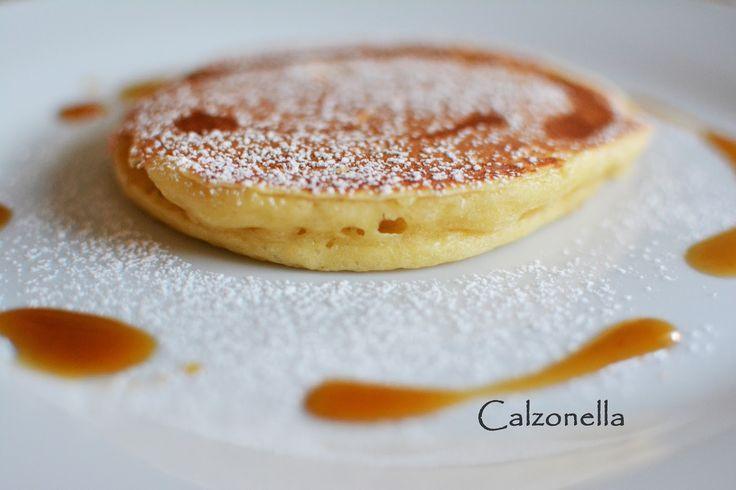 Placuszki na bazie mąki z amarantusa i maślanki | Calzonella