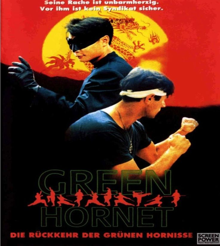 The Green Hornet #chinese_cinema #movies #action