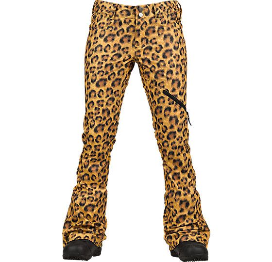 These are awesome but don't think the print is as nice as last seasons. Sassy Snowboard Pant - Burton Snowboards