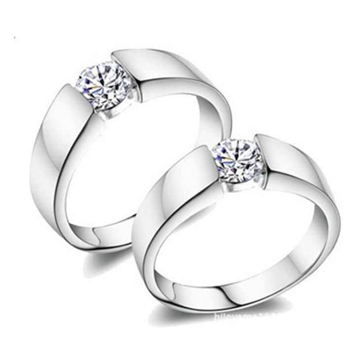 Find More Rings Information about Silver Plated Rings CZ Diamond Anel Wedding Ring For Lovers' Couple Engagement Aneis Charms Austrian Crystal Joyeria Gift J064,High Quality ring counter,China ring fin Suppliers, Cheap ring peridot from ULove Fashion Jewelry Store on Aliexpress.com
