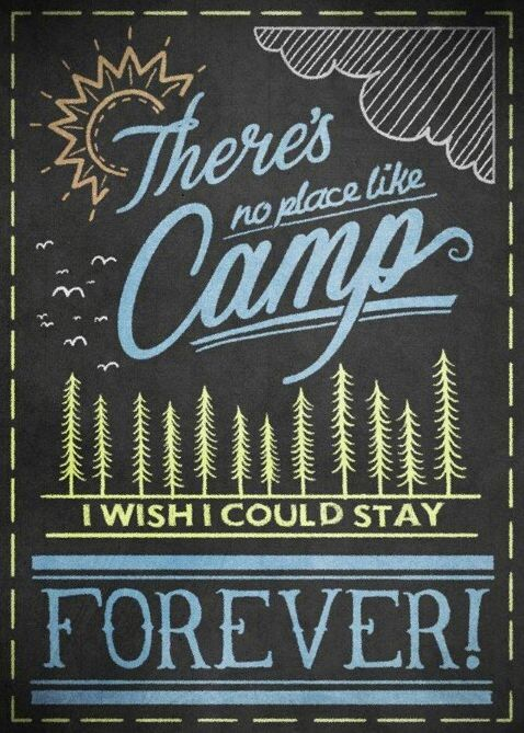 Camp life.                                                                                                                                                                                 More
